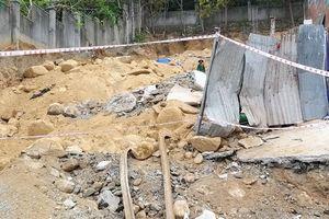 Vụ san gạt đất núi Lớn ở Vũng Tàu: Sẽ thu hồi giấy phép xây dựng