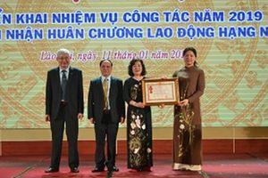 Lấy ý kiến khen thưởng Huân chương Lao động ngành BHXH