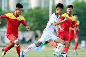 Sao trẻ lập hat trick, U19 HAGL 1 vào vòng chung kết U19 quốc gia