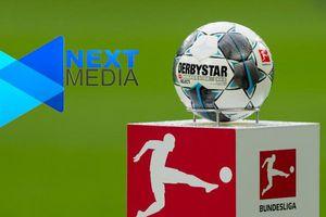 Next Media sở hữu bản quyền Bundesliga tới năm 2025