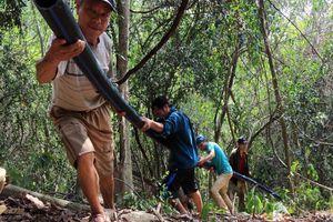 Những ngôi làng khát - Kỳ 2: Gian nan tìm nước