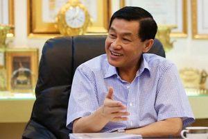 Công ty của ông Johnathan Hạnh Nguyễn trúng thầu dự án khu phi thuế quan 6.800 tỷ ở Phú Quốc