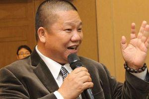 Công ty riêng của ông Lê Phước Vũ đăng ký thoái 20 triệu cổ phiếu HSG