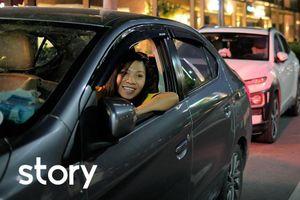 Chuyến xe thâu đêm của nữ tài xế công nghệ