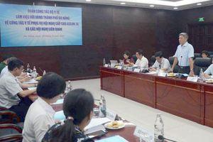 Đà Nẵng đảm bảo công tác y tế phục vụ Hội nghị cấp cao ASEAN-36