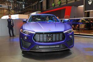 'Soi' Maserati Levante Trofeo Launch Edition 15 tỷ về Việt Nam