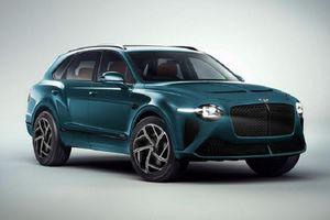 Bentley Bentayga sẽ được bổ sung bản Bacalar đẳng cấp mới