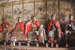 Sự trở về của những đầu tượng La Hán bị đánh cắp