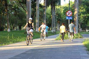 Xây dựng thành phố Huế 'không tiếng còi xe'