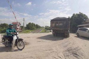 Bắc Giang: Nhiều 'điểm đen' chết người từ lối đi tự mở qua đường sắt