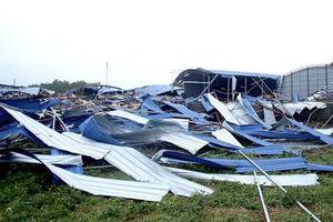 Diễn biến sức khỏe nạn nhân vụ sập nhà xưởng vì lốc xoáy kinh hoàng ở Vĩnh Phúc