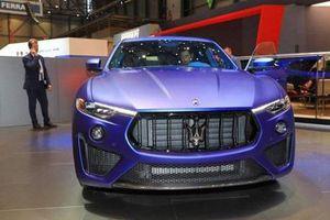 Maserati Levante Trofeo Launch Edition bản đặc biệt về Việt Nam, giá 15 tỷ đồng