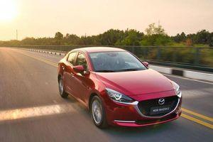 Giảm 50% lệ phí trước bạ, giá lăn bánh Mazda2 còn bao nhiêu?