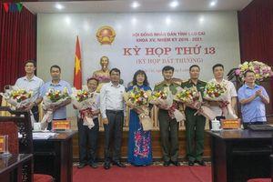 Bà Giàng Thị Dung được bầu giữ chức Phó Chủ tịch tỉnh Lào Cai