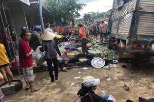 Thông tin mới về vụ tai nạn liên hoàn khiến 5 phụ nữ đi chợ tử vong