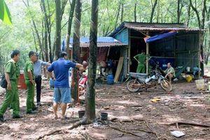 Điều tra vụ đâm chết người vì mâu thuẫn trong lúc nhậu ở Bình Phước