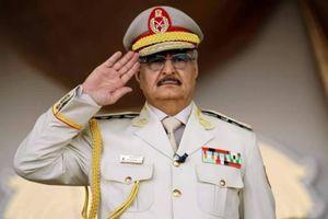 Libya: Tướng Haftar được tạp chí Pháp vinh danh 'về lòng can đảm chính trị'