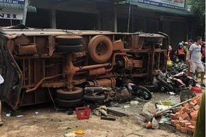 Thêm 2 người tử vong trong vụ xe tải lao vào chợ ở Đắk Nông
