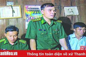 Phát hiện, bắt giữ nhiều vụ án ma túy, giữ bình yên cho Nhân dân