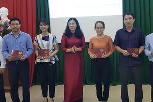 54 học viên được cấp chứng chỉ bồi dưỡng chuyên viên chính