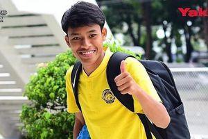 Nhìn các cầu thủ Đông Nam Á, Luqman có ngại sang Bỉ?
