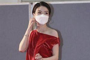 Khoảnh khắc nữ diễn viên Hàn 'chửi thề' vì trượt giải Baeksang gây sốt