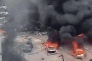Vụ xe bồn chở khí phát nổ ở Trung Quốc: Thêm 9 người tử vong