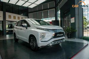 Bảng giá xe Mitsubishi tháng 6/2020: Xpander nâng cấp mới có ưu đãi