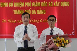 Sở Xây dựng Đà Nẵng có tân Phó giám đốc