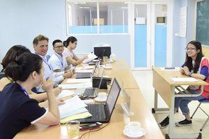 ĐH Việt Pháp tuyển sinh đến 80% chỉ tiêu thông qua xét học bạ và phỏng vấn