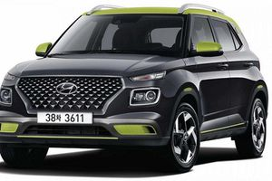 Hyundai Venue FLUX mới từ 414 triệu đồng tại Hàn Quốc