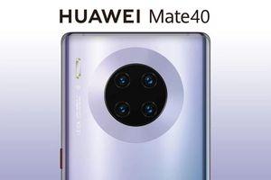 Dòng Huawei Mate 40 sẽ đi kèm với cảm biến 108MP