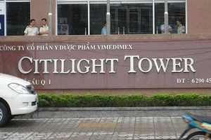 Vimedimex đề nghị xử lý hành vi gây rối tại khu vực tòa nhà Citilight