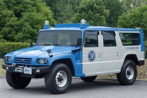 Xe quân sự 'cực ngầu' hiếm gặp của Toyota