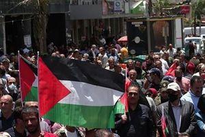 Đề nghị Liên hợp quốc thảo luận việc Israel sáp nhập Bờ Tây