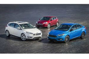 Ford triệu hồi 2,5 triệu xe dính lỗi chốt cửa