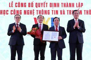 Đại học Đà Nẵng có thêm trường thành viên thứ 6 chuyên đào tạo CNTT – Truyền thông