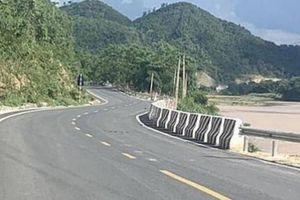 Thông xe Quốc lộ 217 kết nối giao thông Bắc Trung Bộ với Lào