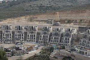 Palestine phản đối động thái của Israel về kế hoạch sáp nhập khu Bờ Tây