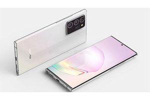 Samsung Galaxy Note 20 sẽ có bản màu xanh tương tự iPhone 12 Pro