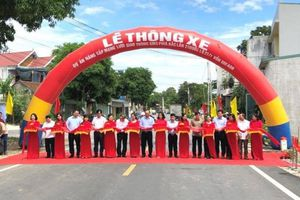 Bộ GTVT thông xe 47km QL217 qua Thanh Hóa
