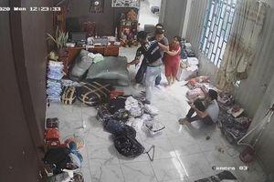 Bình Dương: Chủ cửa hàng quần áo bị đánh đập, ném bom xăng vào nhà