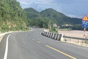 Thông xe quốc lộ 127, tạo kết nối khu vực Bắc Trung bộ với nước bạn Lào