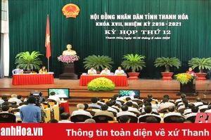 Kỳ họp thứ 12, HĐND tỉnh khóa XVII: Thảo luận nhiều nội dung quan trọng liên quan đến phát triển kinh tế - xã hội