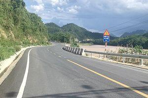 Thông xe Dự án cải tạo, nâng cấp Quốc lộ 217 từ TP. Thanh Hóa lên cửa khẩu Na Mèo