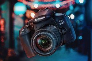 Canon EOS 850D về Việt Nam giá gần 29,5 triệu đồng