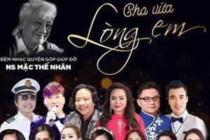2 đêm nhạc quyên góp cho nhạc sỹ của 'Cho vừa lòng em'