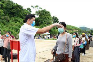 Sơn La: Tiếp nhận khoảng 1.400 lưu học sinh Lào trở lại trường
