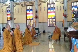 Phật tử cúng dường trường hạ ở TP.HCM và các tỉnh