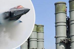 Mục tiêu tối thượng của F-35 Israel: Đánh sập S-400 Nga ở Syria?